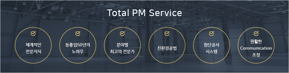 Total PM Service
